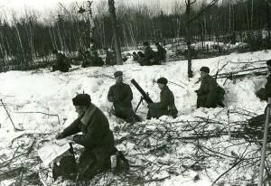 Битва за Москву. Декабрь 1941 года