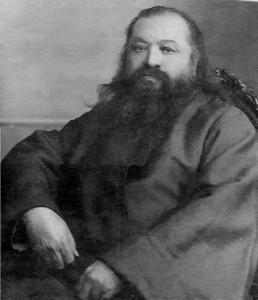 Отец Михаил Кадышев.
