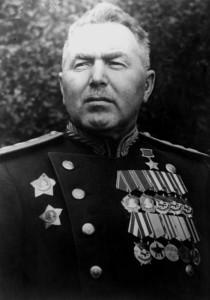 Командарм В.И. Кузнецов