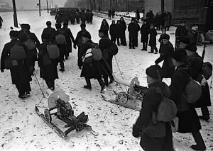 Морские пехотинцы. Декабрь 1941 года