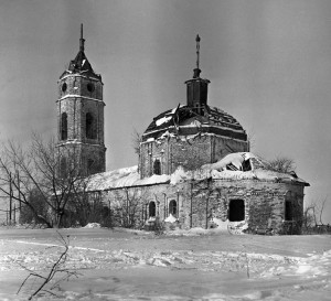 Успенский храм. 1980-е гг.