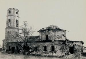 Храм в 1987 году. Фото А. Агафонова с сайта soobory.ru.