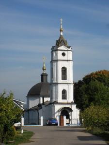 Успенский храм с. Шуколово.