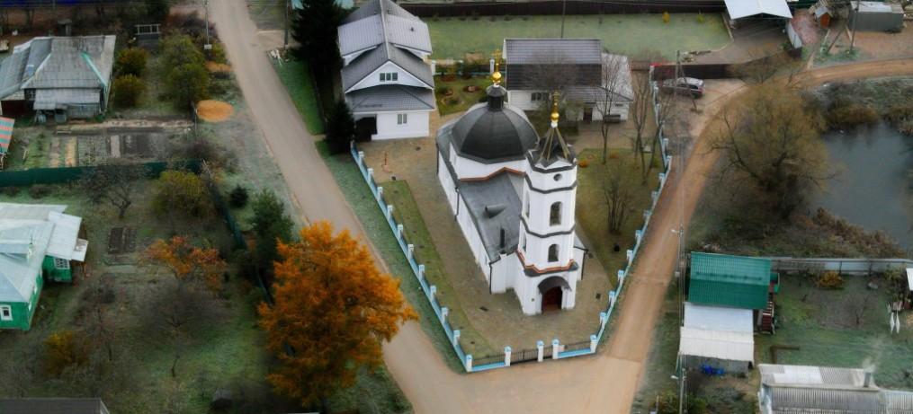 Храм Успения Пресвятой Богородицы в селе Шуколово.