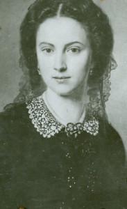 Елена Сергеевна Волконская (Молчанова, Кочубей).