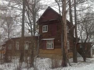 """""""Барский дом"""" в Шуколове."""
